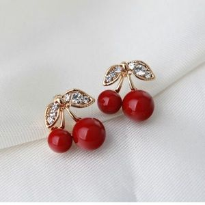 Cherries 🍒 Earrings